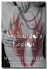 Review: Archangel's Legion by Nalini Singh