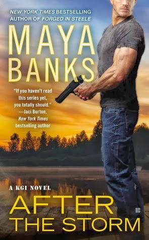 Review: After the Storm (KGI Series) by Maya Banks