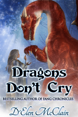 Review: Dragons Don't Cry by D'Elen McClain