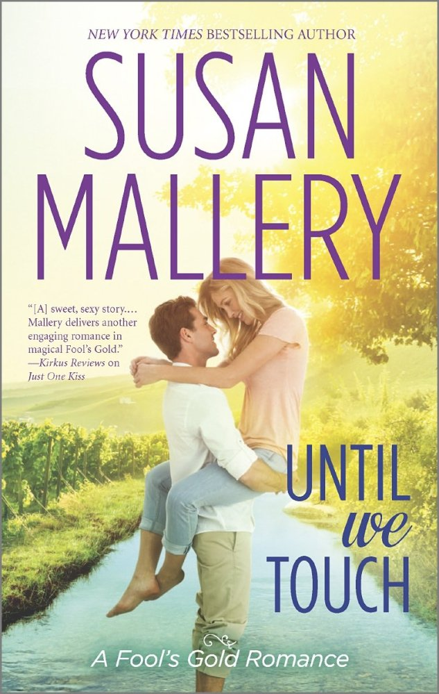 RFG Recommends: Until We Touch by Susan Mallery
