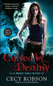Cursed by Destiny C Robson